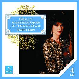 Sharon Isbin, various CD Great Masterworks Of Theguitar