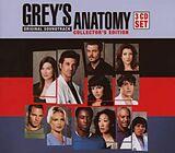 Greys Anatomy 3 Cd Box Set