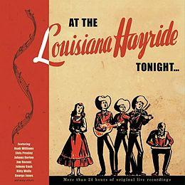 At The Louisiana Hayride Tonig