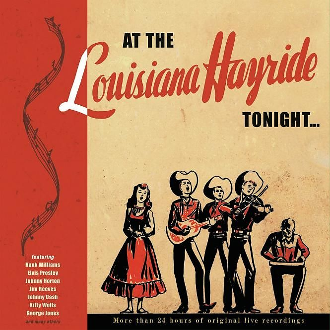 At The Louisiana Hayride Tonig
