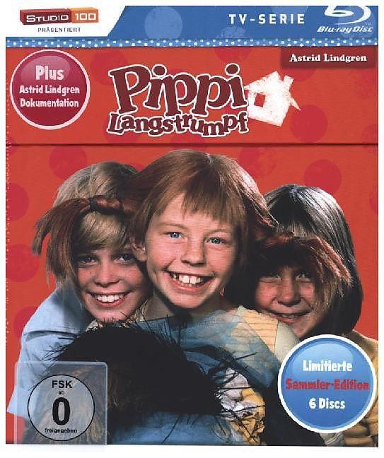 Pippi Langstrumpf Tv Serie Blu
