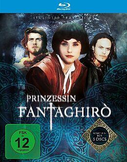 Prinzessin Fantaghiro - Box Blu-ray