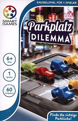 Parkplatz Finden Spiel