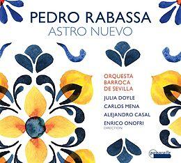 Doyle/Mena/Casal/Onofri/Orchesta Barroca Sevilla CD Astro Nuevo-Kantaten