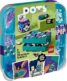 LEGO DOTS 41925 - Geheimbox mit Schlüsselhalter, Bausatz, 273 Teile Spiel