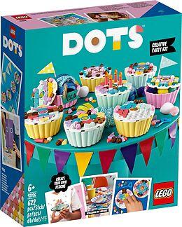 LEGO DOTS 41926 - Cupcake Partyset, Bausatz, 622 Teile Spiel