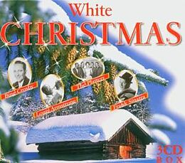 VARIOUS CD White Christmas-Original Art