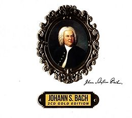 Johann S. Bach 2 CD Gold Edition