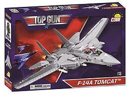 COBI 5811 - TOP GUN F-14 TOMCAT, 715 Bauteile 2 Figuren Spiel