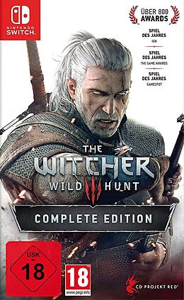 The Witcher 3 : Wild Hunt - Complete Edition - Light Edition [NSW] (D/F/I) als Nintendo Switch-Spiel