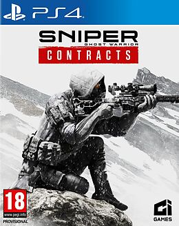 Sniper Ghost Warrior Contracts [PS4] (F) comme un jeu PlayStation 4