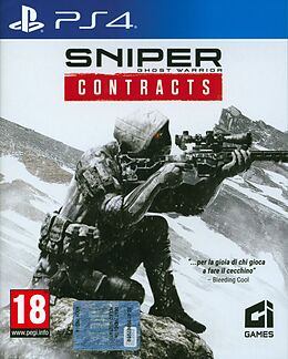 Sniper Ghost Warrior Contracts [PS4] (D) als PlayStation 4-Spiel
