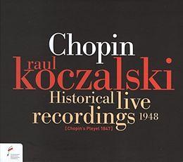 Mazurka Op7/1, Waltz Op18 Fantasie Impro