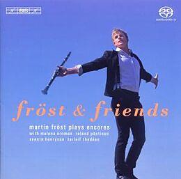 Früt Martin CD Fröst And Friends-encores