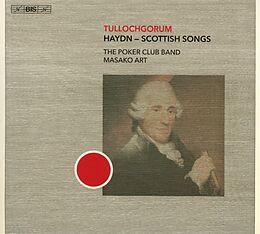 Art, poker Club Band CD Tullochgorum - Haydn: Scottish