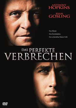 Das perfekte Verbrechen DVD