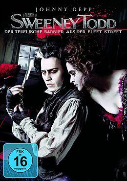 Sweeney Todd - Der teuflische Barbier aus der Fleet Street DVD