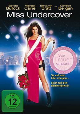 Miss Undercover DVD