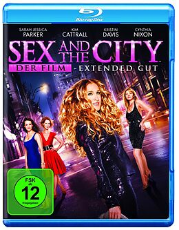 Sex And The City: Der Film Blu-ray