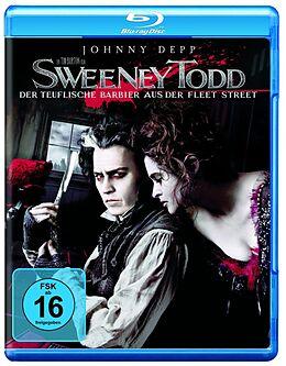 Sweeney Todd: Der Teuflische Barbier Aus Der Fleet Blu-ray