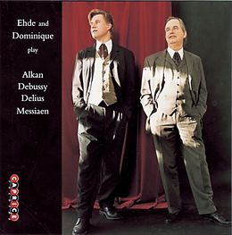 John/Dominique,Carl-Axel Ehde CD Ehde And Dominique Play