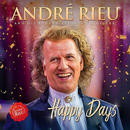 Rieu Andre CD Happy Days