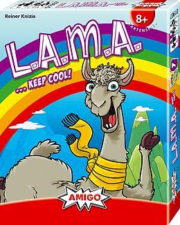 Lama, d/f/i Spiel