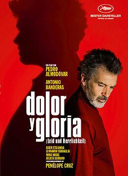 Dolor y Gloria DVD