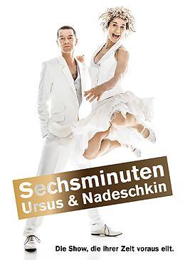 Ursus & Nadeschkin - Sechsminuten DVD