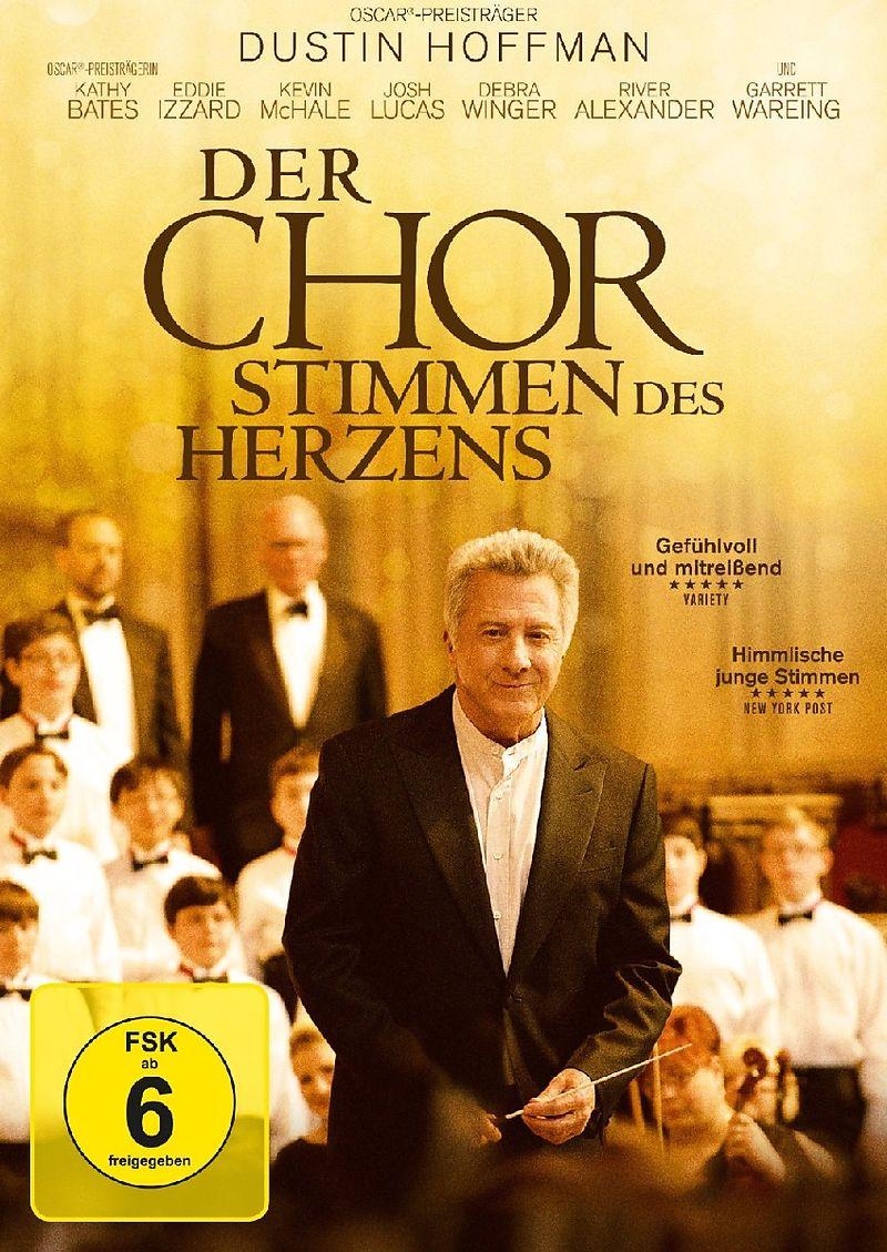 Der Chor - Stimmen des Herzens - DVD - online kaufen   exlibris.ch
