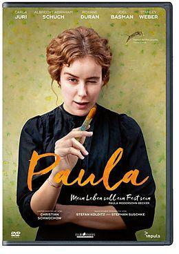 Paula - Mein Leben Soll Ein Fest Sein DVD