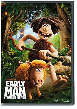 Early Man Cover