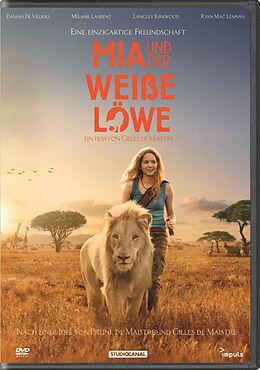 Mia und der weisse Löwe DVD