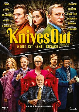 Knives Out - Mord Ist Familiensache DVD