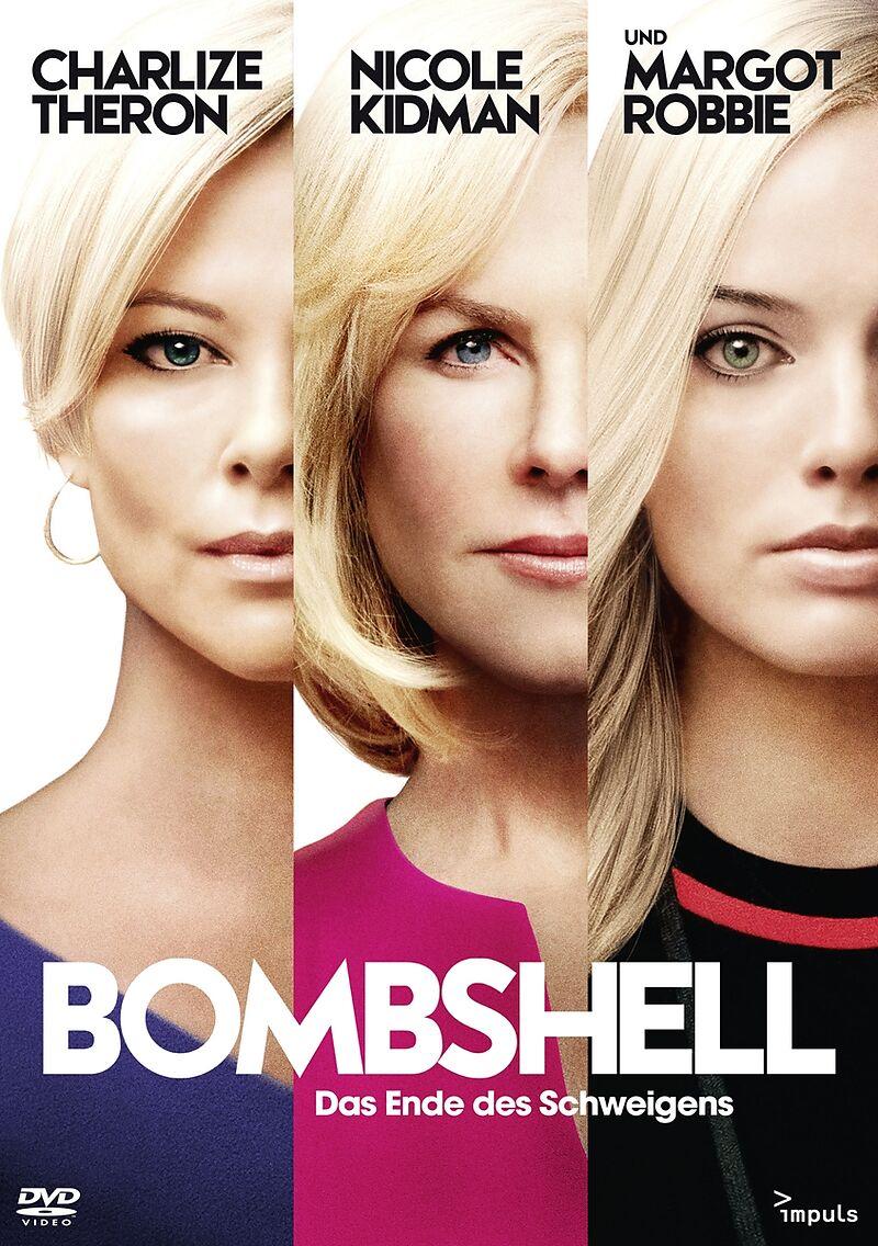 Bombshell - Das Ende des Schweigens Cover