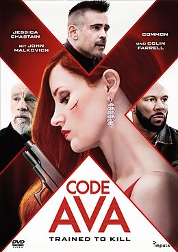 Code Ava - Trained To Kill DVD