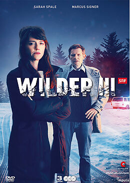 Wilder - Staffel 3 DVD