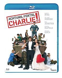 Achtung, Fertig, Charlie! Blu-ray