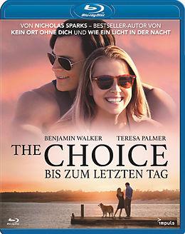 The Choice - Bis Zum Letzten Tag Blu-ray