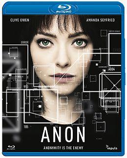 Anon Blu-ray