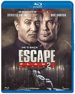 Escape Plan 2: Hades Blu-ray