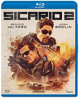 Sicario 2 Blu-ray