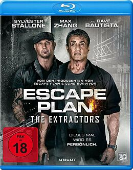 Escape Plan - The Extractors Blu-ray
