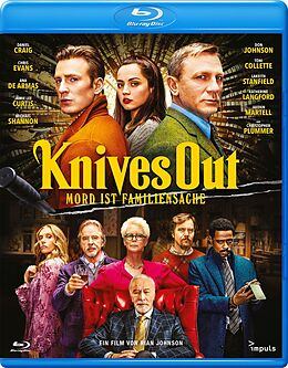 Knives Out - Mord Ist Familiensache Blu-ray