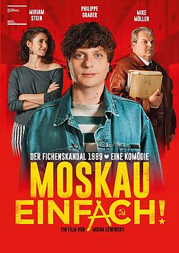 Moskau Einfach! DVD