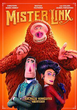 Mister Link - Ein Fellig Verrücktes Abenteuer DVD