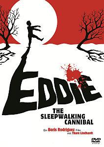 Eddie - The Sleepwalking Cannibal DVD