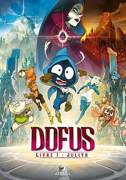 dofus livre 1 julith sub español