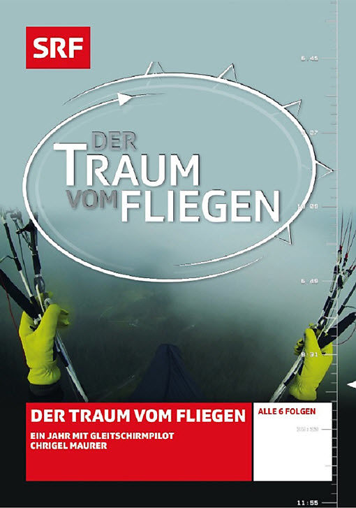 Der Traum vom Fliegen [Versione tedesca]