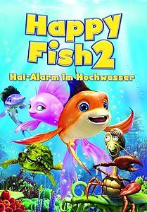 Happy Fish 2 - Hai-alarm Im Hochwasser DVD